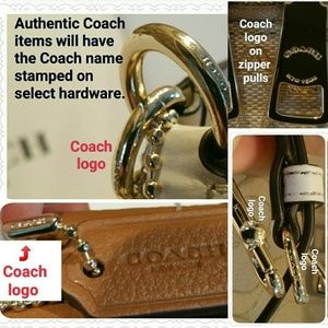 Coach Bags - Basic Guide to buying AUTHENTIC Coach products!